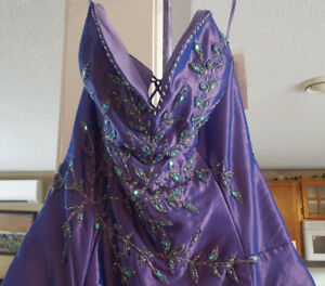 Purple Prom dress for sale