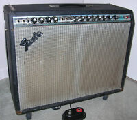 **Fender Silverface Twin Reverb - Not Re-Issue**