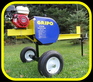 20 ton Kinetic log splitter, Honda power,SUPER FAST, 3 SEC.CYCLE