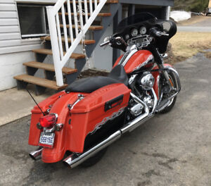 Harley flhx 2009