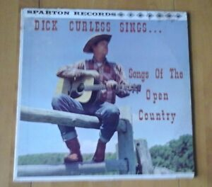 Rare Country record - Dick Curless