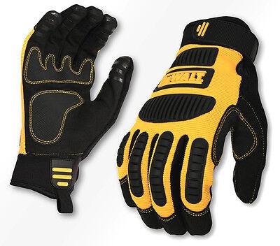 DeWalt DPG780 Performance Mechanics Work Gloves MEDIUM mechanix