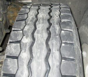 Tires Grooved