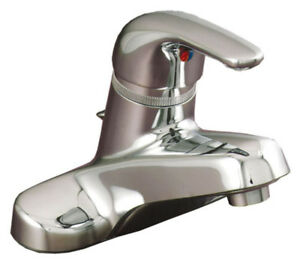 New LDR Exquisite Lavatory Faucet with Drain Assembly