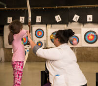 Winter Archery Lessons - Ages 8 through adult