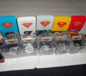 2013 75th Anniversary of Superman 5 Silver Coin Set