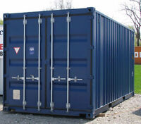 Portable Storage/Shipping Containers for sale