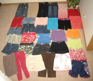 Summer Clothes and Winter Jackets - sizes 10, 12, 14