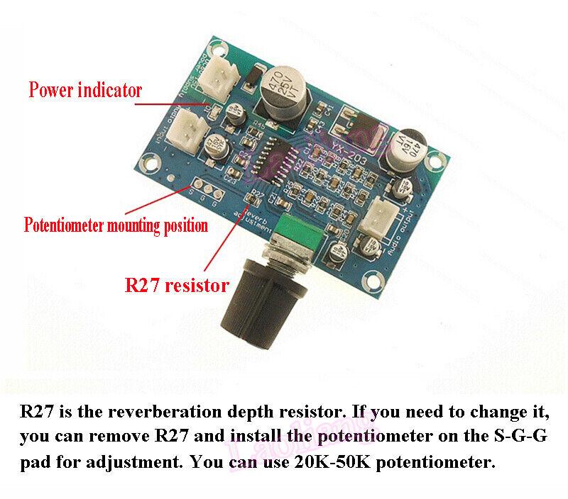 High Sensitivity Microphone Amplifier Kit OPA344 C9767