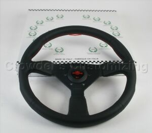 Nardi Personal Steering Wheel - Neo Grinta 350 mm Black