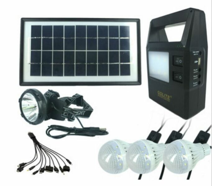 GDLITE Solar Lighting System GD-8121