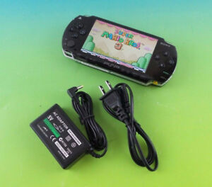 PSP - 1000 • (CUSTOM FIRMWARE PLAYS FREE DOWNLOADABLE GAMES)