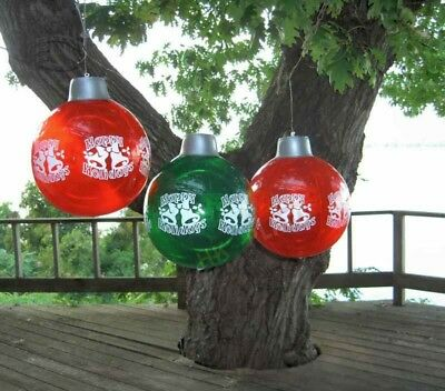 12 INFLATABLE XMAS DECORATIONS Airblown Waterproof NEW LARGER Extent