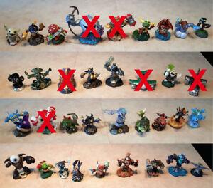 Figurines Skylanders