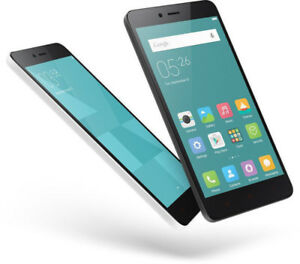 5.5 inch Dual-SIM Unlocked Xiaomi with 2x case and 2x battery