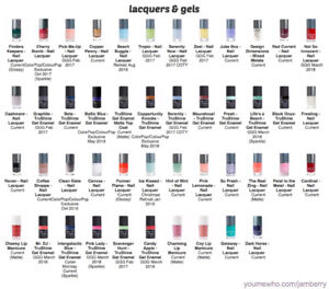 Jamberry Wraps 200/gels/lacquers
