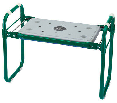 Genuine DRAPER Expert Folding Metal Framed Gardening Seat or Kneeler | 64970