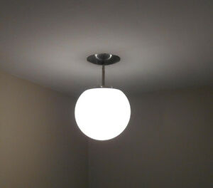 Ceiling lights -work perfect. $10 each