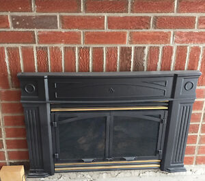 Hampton Gas Fireplace