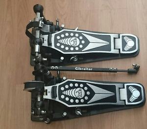 Taye Left handed Double kick drum Pedal Strap-drive