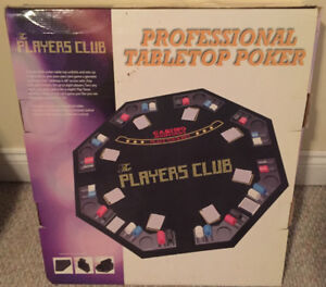 Poker Cards Table Top for Sale