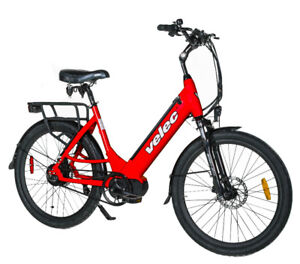 Electric bikes Velec 2018
