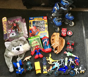 Toys!! 3 different toy lots for sale!