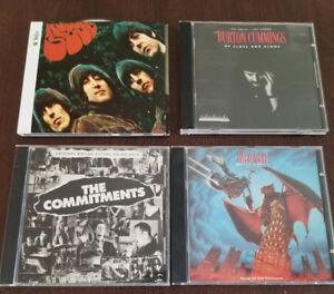 MORE VARIOUS CD's