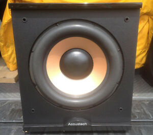 ACCOUSTECH BIC AMERICA HIGH POWER SUBWOOFER