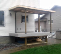 Fencing, Deck, Railing, Siding & More ~ See our new FB Page!