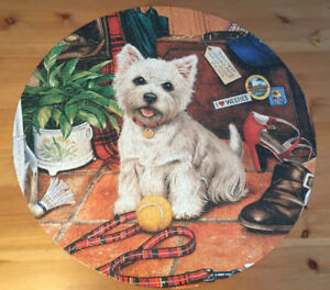 Circular Jigsaw Puzzle 500 Pieces - Excellent, Complete