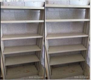 Metal Shelving, Metal Bookcases, Metal Storage Racks,