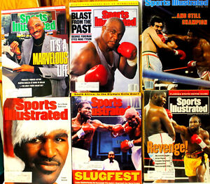 Sports Illustrated Boxing Misc