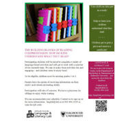Reading Research Opportunity for Kids at Dalhousie University