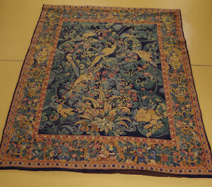 Feuilles D' Aristoloches Tapestry