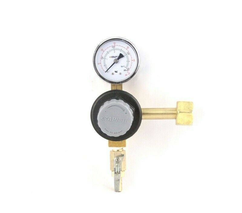 T741 Primary Beer Regulator,1 pressure, 1 product