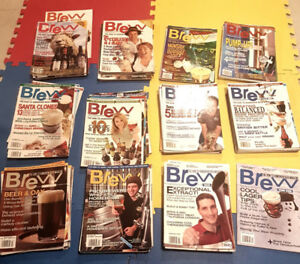 Winemaker and Brew Your Own (BYO) Magazines