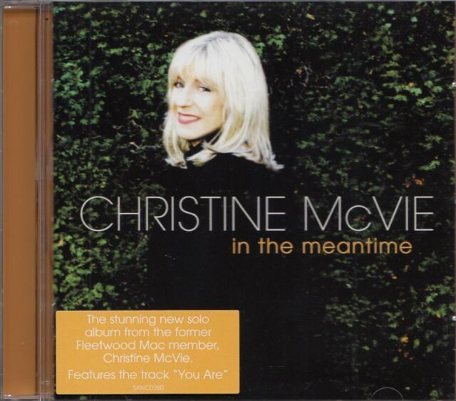 Christine McVie In The Meantime | CD Neuware sealed | Fleetwood Mac