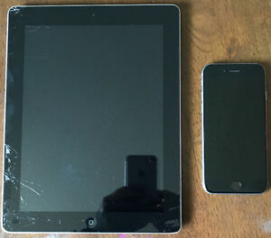 Apple iPhone 6 and 4th Gen IPad