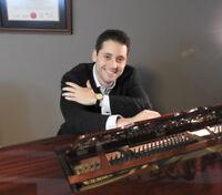 In-Home PIANO LESSONS -McGill (Schulich School BMus), RCM