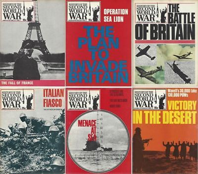 History Of The Second World War Complete Partwork Collection in PDF on DVD ROM