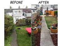 Local Friendly Gardner & Handyman - Gorlestan-on-sea and surrounding area