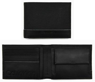 Portafoglio-Wallet uomo CALVIN KLEIN mod. K50K504416 SAFFIANO 5CC COIN - nero