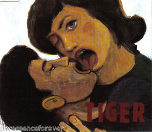 TIGER-On-The-Rose-Live-EP-UK-Ltd-Ed-4-Tk-CD-Single-Pt-2