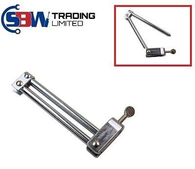 US PRO TOOLS Hose Clamp Tool - Bar Type Brake Fuel Radiator Heater Pipes 5875