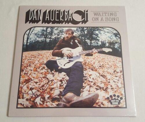 Dan Auerbach Autographed Waiting On A Song Vinyl LP
