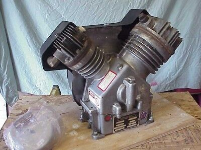 Gardner Denver Ardca Reciprocating Compressor Airend Pump 15 Hp Piston Type
