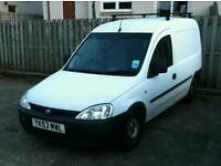 Vauxhall combo DTI for sale