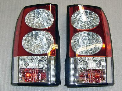 Land Rover Discovery 4 LED Rücklichter passend für Discovery 3 modifiziert