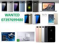 SAMSUNG GALAXY S5 S6 S7 EDGE IPHONE 7 PLUS 6S 6S PLUS 5C 5S SE PS4 XBOX ONE S IPAD PRO MACBOOK AIR